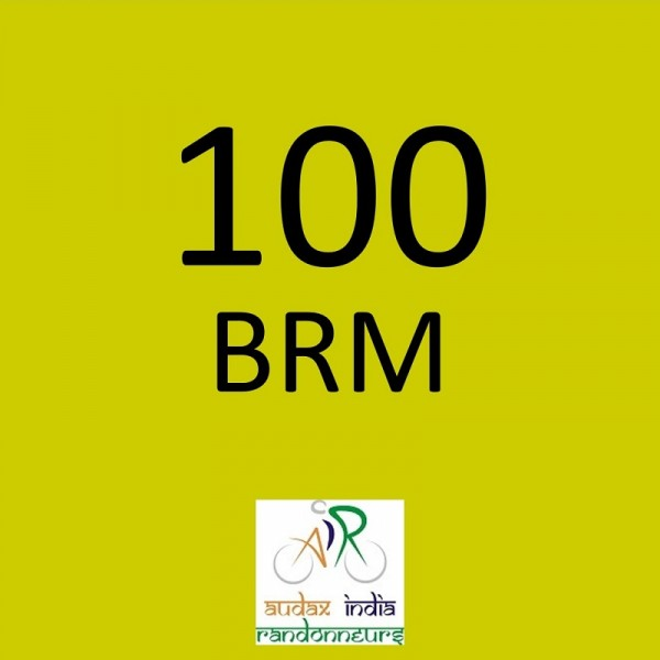Dhule Cyclists 100 BRM on 23 Jun 2019
