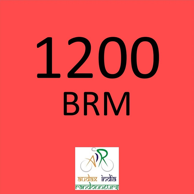 Satna Cycling Club 1200 BRM on 14 Mar 2019