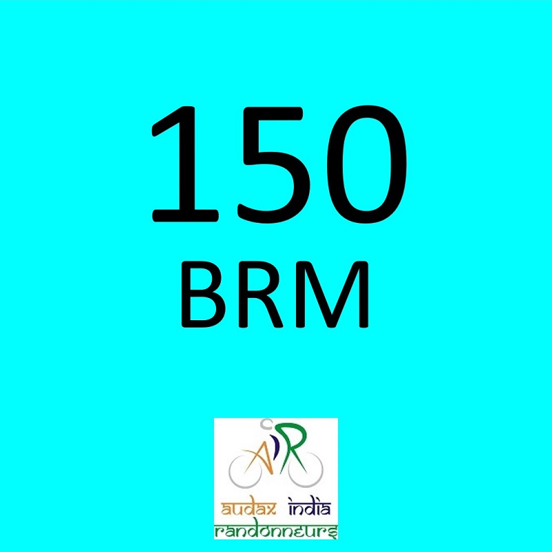 Jabalpur Super Riders 150 BRM on 22 Jun 2019