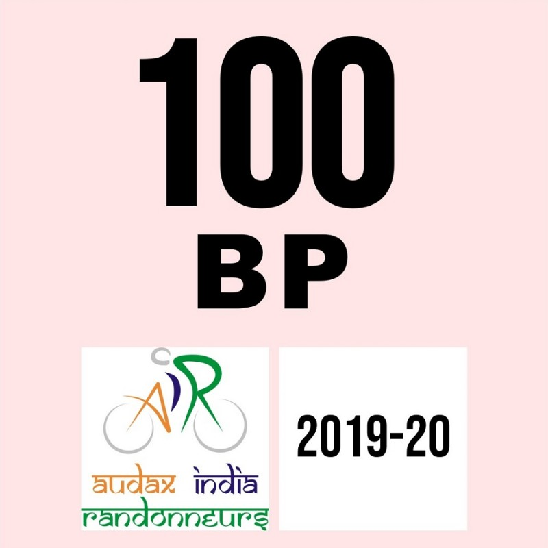 Cycling for ALL 100 BP on 02 Feb 2020