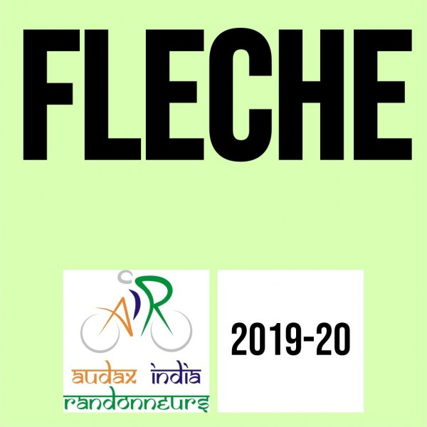 Nashik Cyclist Fleche BRM on 22 Feb 2020