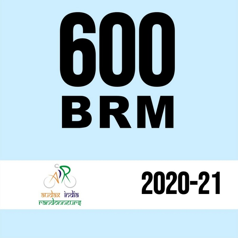 Bareilly Randonneurs 600 BRM on 08 May 2021