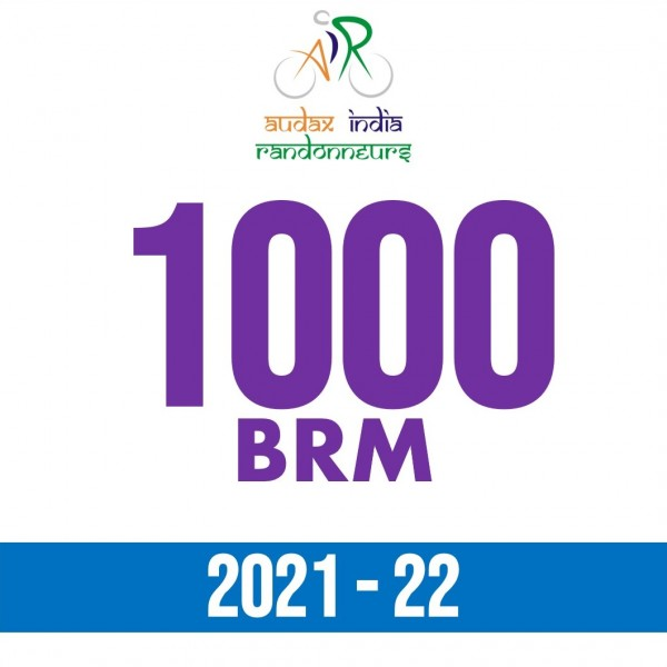 Hawk Riders Jalandhar 1000 BRM on 27 Oct 2022