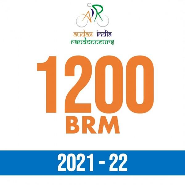 Hawk Riders Jalandhar 1200 BRM on 06 Mar 2022