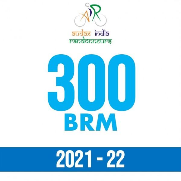 PCMC Cyclists 300 BRM on 27 Nov 2021