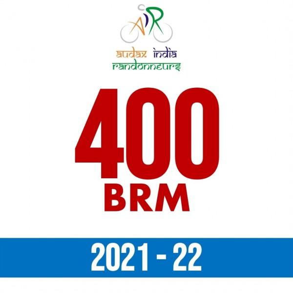 PCMC Cyclists 400 BRM on 04 Dec 2021