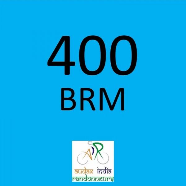 Aurangabad Randonneurs 400 BRM on 12 Dec 2018