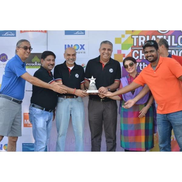 TCCB Triathlon Challenge