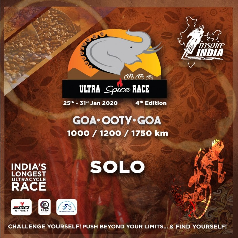 The Ultra Spice Race 2020 Solo