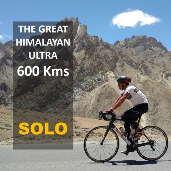 The Great Himalayan Ultra 600 km - Solo 2nd Edition