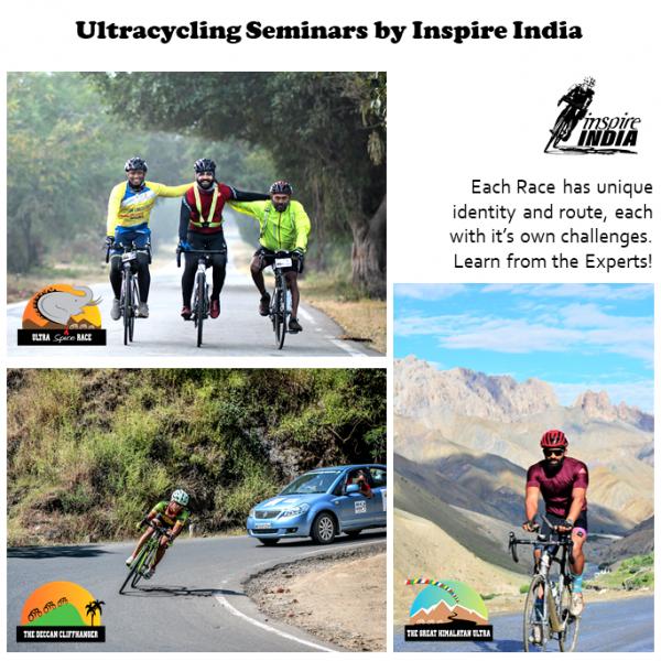 Inspire India Ultracycling Webinar Series