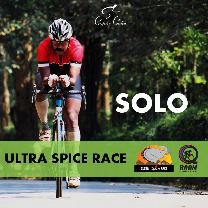 THE ULTRA SPICE RACE 2019 Solo
