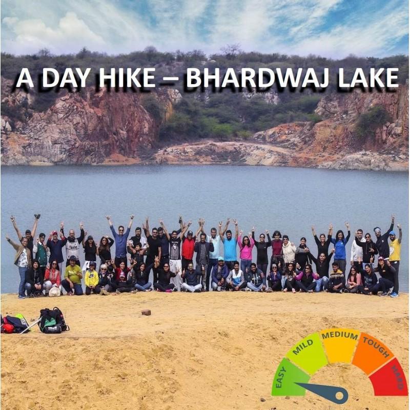 A Day hike - Bhardwaj Lake