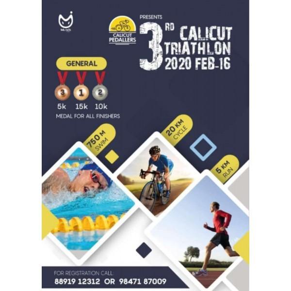 Calicut Triathlon 2020
