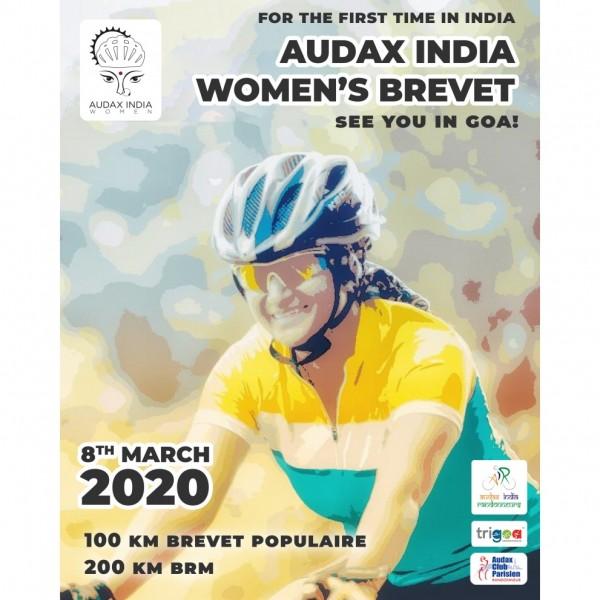 Audax India Women 100 BP on 08 Mar 2020
