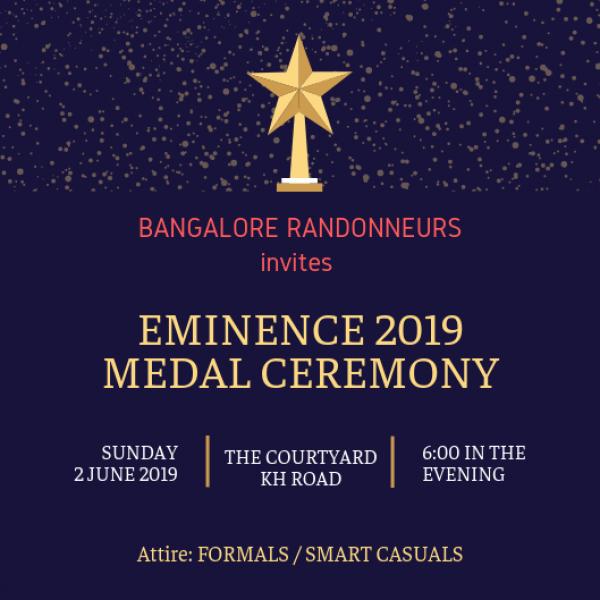 Eminence 2019
