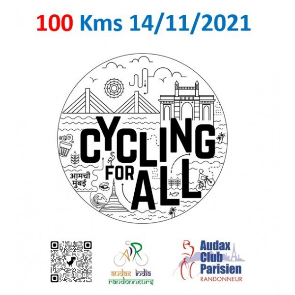 Cycling for ALL 100 BP on 14 Nov 2021
