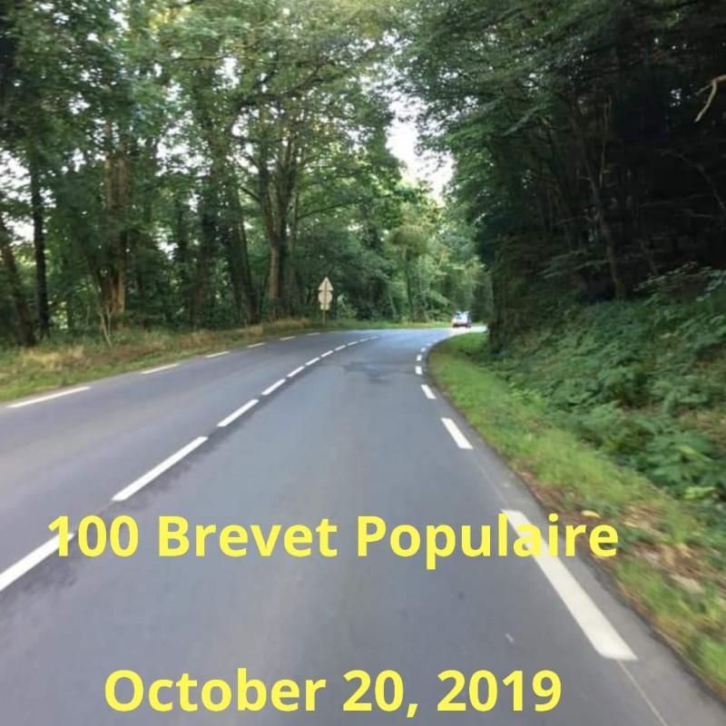Trichy Randonneuring 100 BP on 20 Oct 2019