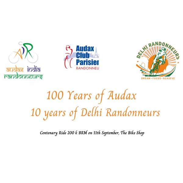 Delhi Randonneurs 200 BRM on 11 Sep 2021