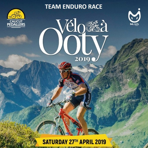 Velo A' Ooty 2019 Team Enduro Race
