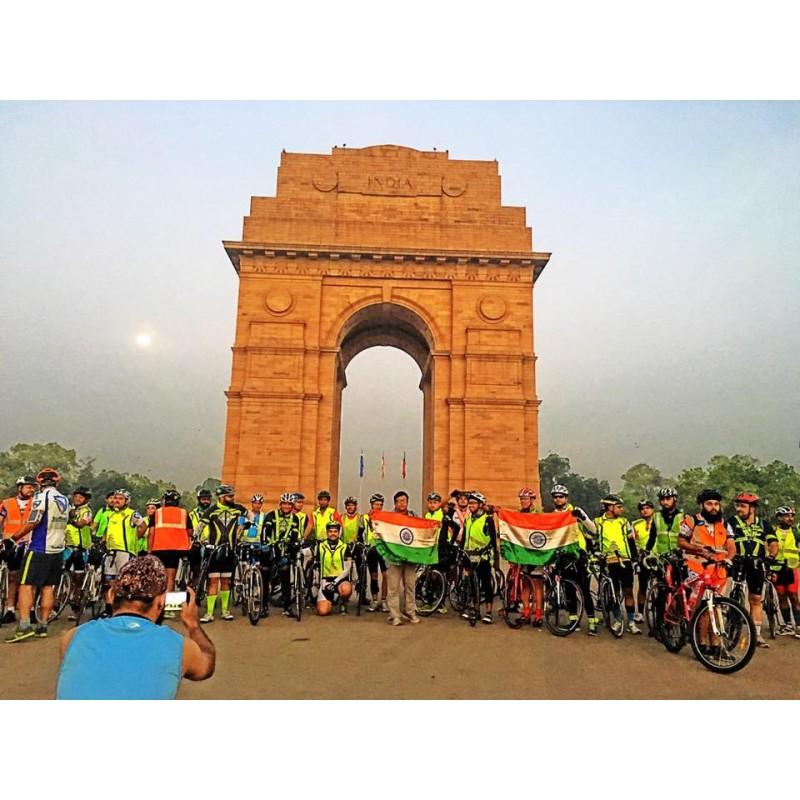 Delhi Randonneurs 1000 BRM on 16 Mar 2019