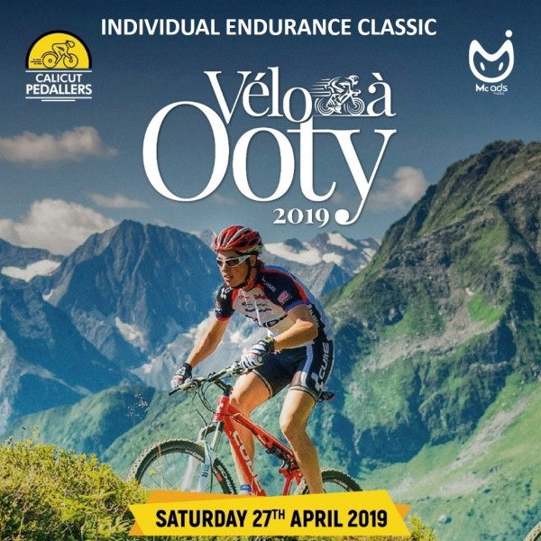 Velo A' Ooty 2019 Individual Endurance Classic