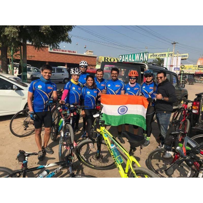 140 Km Murthal Ride Challenge