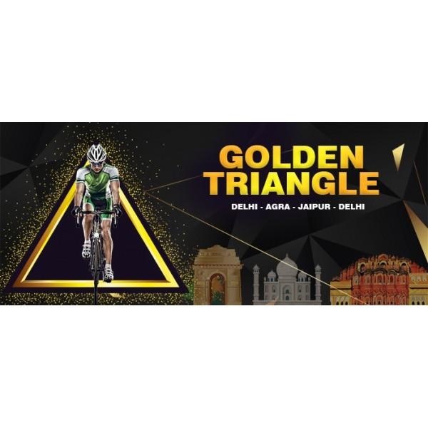 Golden Triangle Odyssey Delhi-Agra-Jaipur (3D 2N)