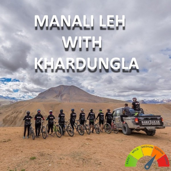 Manali Leh With Khardungla Cycling Expedition (11D 10N)