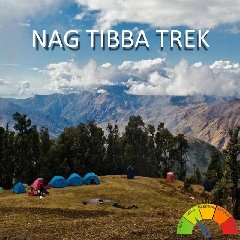 Nag Tibba Trek (2D 1N)